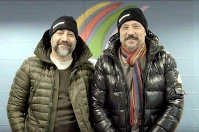 El actor Javier Bardem y su hermano Carlos partirán hacia la Antártida el próximo 23 de enero. Greenpeace - Youtube