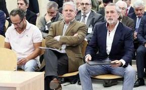 De (i) a (d) 'El Bigotes, Crespo y Correa