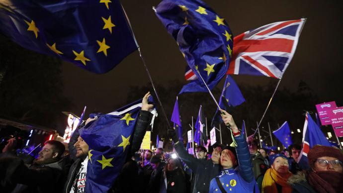 La UE se muestra dispuesta a retrasar el Brexit pero solo si hay garantías