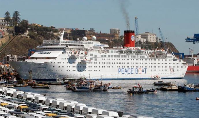 Puerto deValparaíso acumula atención de 9 escalas de cruceros y cerca de 6 mil pasajeros en la temporada