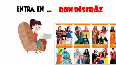 Los mejores disfraces de Pascua en Don Disfraz