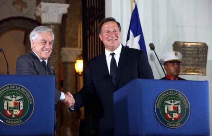 Chile y Panamá acuerdan promover ruta de cruceros entre Valparaíso y Amador