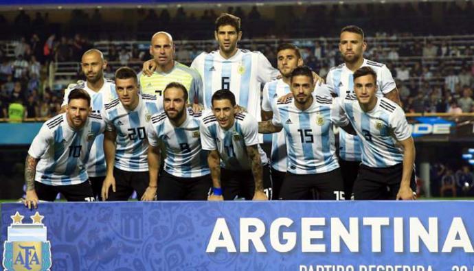 Rusia 2018: celular en búnker de selección argentina encendió alarmas de seguridad