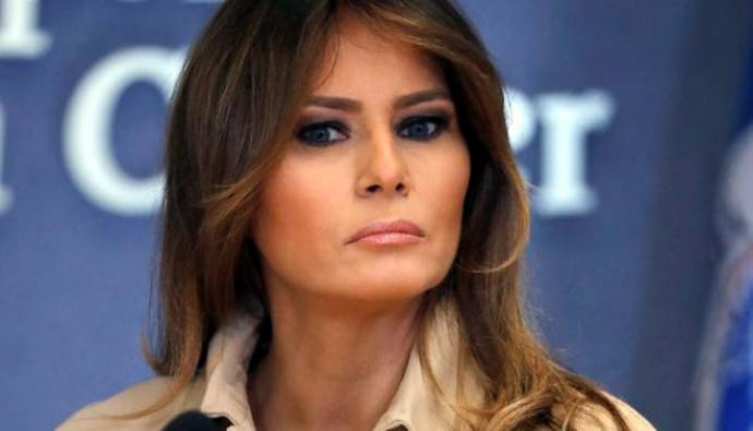 Melania Trump pide acuerdo para evitar separar a familias migrantes