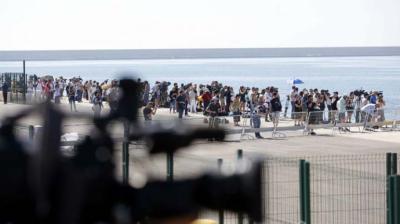 Merkel se reúne con Conte y Macron en semana crucial sobre refugiados