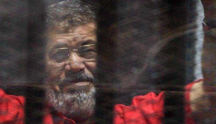 Mohamed Mursi, ex presidente de Egipto en una imagen de archivo
