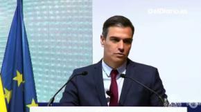 Sánchez anuncia el fin de las mascarillas en el exterior a partir del 26 de junio