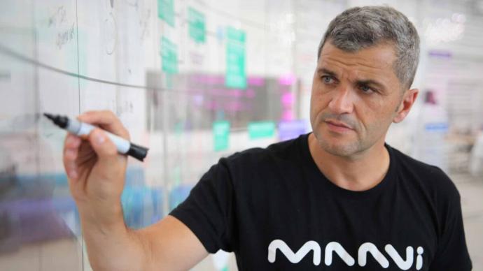 Félix García es el CEO de MAAVI Innovation Center.   Foto: Aponiente
