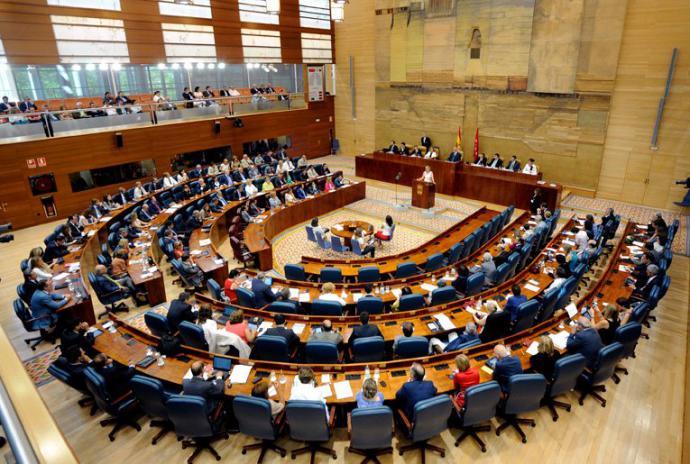 La Asamblea de Madrid