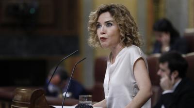 La diputada de Ciudadanos por Alicante, Marta MartínPool - Archivo