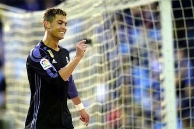 El Real Madrid ganó y quedó a un punto del título de Liga en España