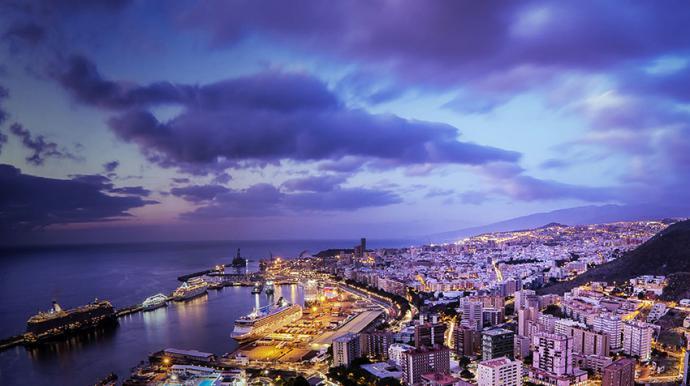 Santa Cruz de Tenerife recibirá 18 cruceros con 54.410 personas hasta el 31 de octubre