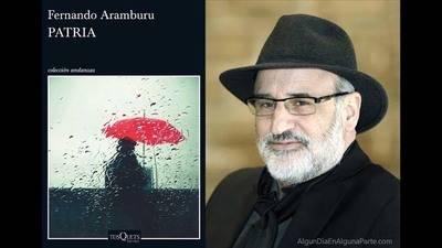 "La obra galardonada es ""Patria"" del escritor Fernando Aramburu"