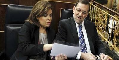 Gobierno español baraja suspender la autonomía catalana