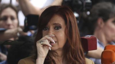 Argentina: Juez ordena prisión preventiva de Cristina Kirchner por caso de sobornos