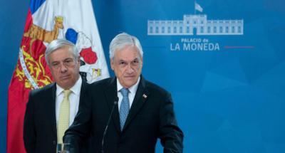 Chile decreta estado de excepción constitucional de catástrofe por el avance del coronavirus