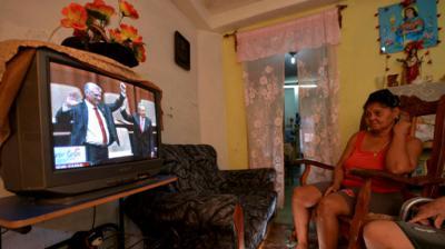 Díaz-Canel asegura que 'el mandato del pueblo es dar continuidad a la revolución cubana'