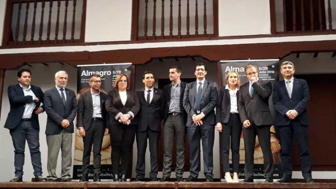 Se presentó ante el público el 41º Festival Internacional de Teatro Clásico de Almagro
