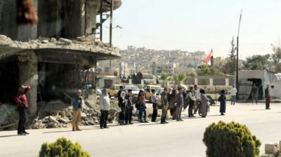 Alrededor de 66 muertos en el sureste de Siria por ataques del Estado Islámico