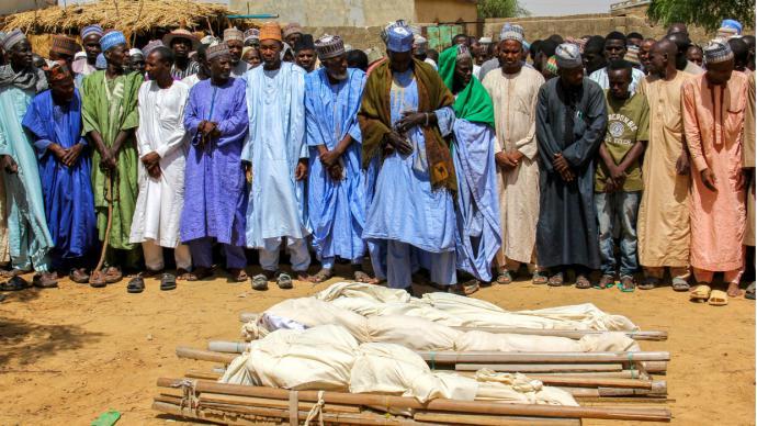 44 miembros de Boko Haram hallados muertos en cárcel de Chad