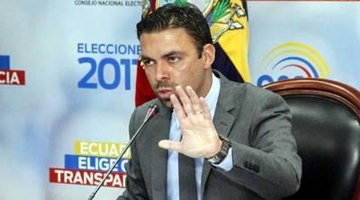 CNE inicia recuento parcial de votos de presidenciales de Ecuador