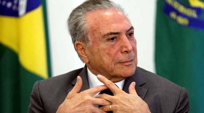 Manifestantes invaden Parlamento de Brasil en protestas por reforma de ley