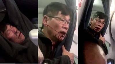 United Airlines se comprometió a no recurrir a la policía para sacar pasajeros de sus aviones