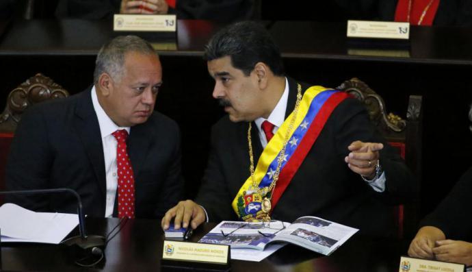 EE.UU. establece contacto secreto con Diosdado Cabello, según alto funcionario