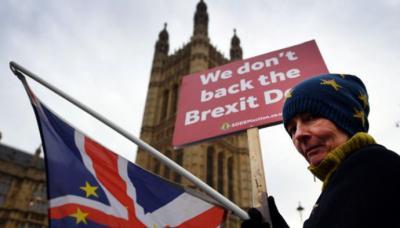 ante una posible salida de la UE no negociada. (Foto referencial)