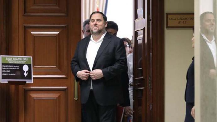La Justicia europea sentencia que Junqueras era eurodiputado con inmunidad desde que se proclamaron los resultados electorales