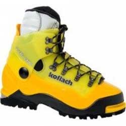 Las mejores botas de alpinismo