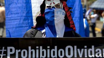 Nicaragua cumple tres meses sumergida en una grave crisis política que busca la salida de Ortega