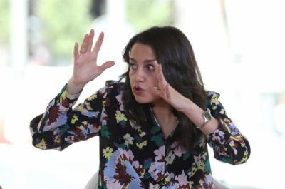 Inés Arrimadas, en una imagen de archivo