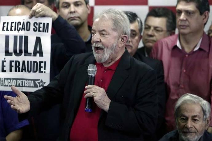Justicia niega la primera apelación de Lula contra su condena a prisión