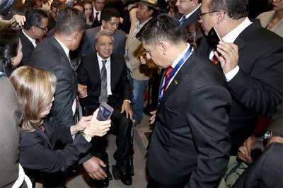 Lenin Moreno y Rafael Correa, ¿la versión ecuatoriana de Santos-Uribe?