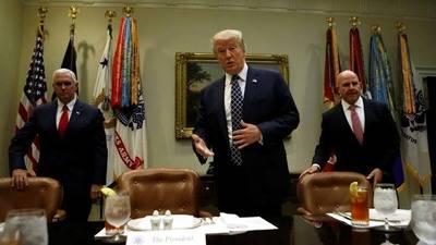 Trump dispone nuevas sanciones contra Irán, pero conserva acuerdo nuclear