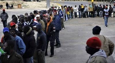 La entrada de inmigrantes irregulares a España se duplica en 2017