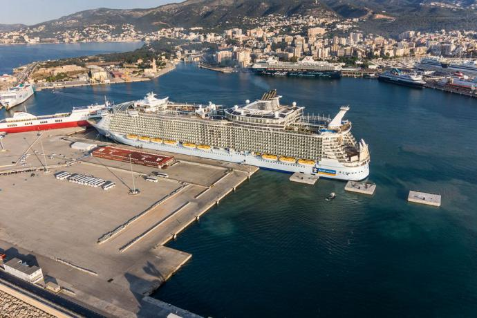 Los Cruceros en Palma