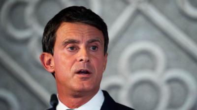 El líder de la plataforma BCN pel Canvi, Manuel Valls