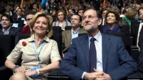 Aguirre y Rajoy en una imagen de archivo