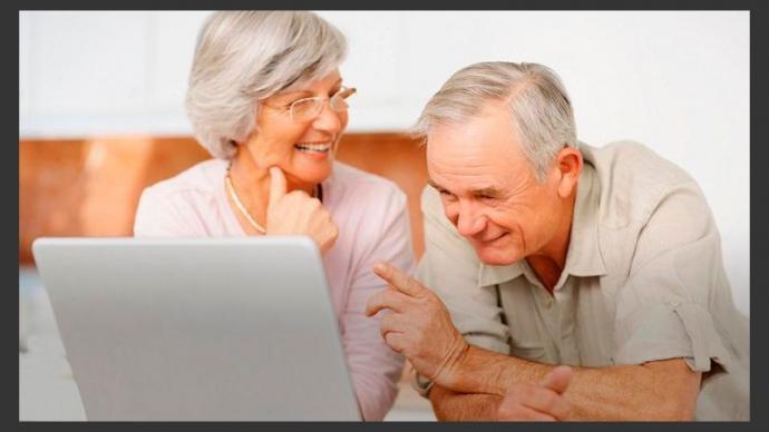 ¡Conectad a los mayores!