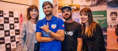 Subsecretaría de Turismo impulsa presencia de Chile en circuito de surf mundial