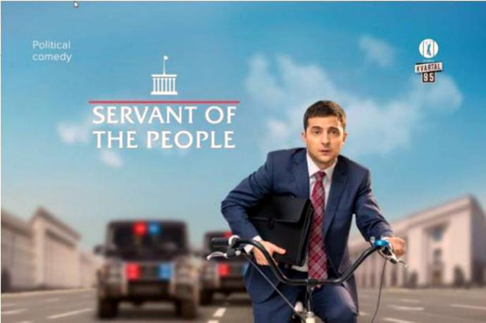 ¿Cambia en algo la situación política en Ucrania con la elección de Volodymir Zelensky?