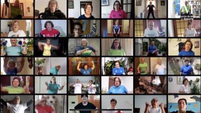 Más de 2.000 mayores de la provincia se unen a la campaña de la Diputación #yomemuevoencasa