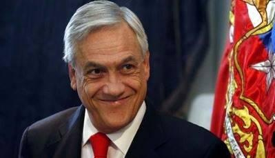 Chile: Piñera tiene una fortuna de más de 800 millones de dólares