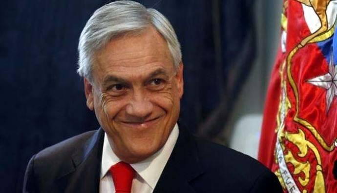 La revista Forbes estima en unos 2.700 millones de dólares la fortuna de Sebastián Piñera.