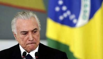 Brasil: Temer tras ser incluido en el Caso Lava Jato: