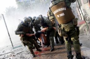 Muertos, gases tóxicos y jóvenes sin ojos: la cara más oscura de las protestas en Chile