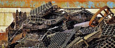 Reciclar chatarra, una gran ayuda a la salud medioambiental del planeta