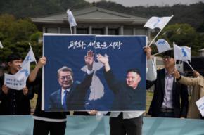Las dos Coreas concluyen el desminado de su frontera, como se había acordado en cumbre bilateral